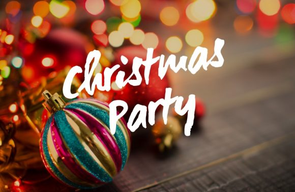 Calling Christmas party planners!